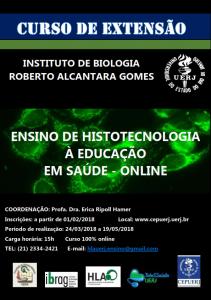 CURSO DE EXTENSÃO HISTOTECNOLOGIA 2018_001